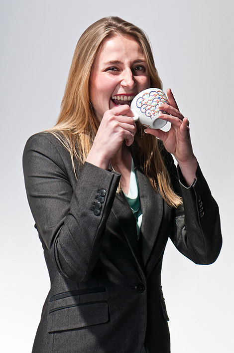 Tamara Jančová – Office Manager