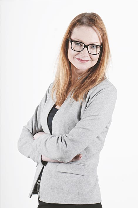 Denisa Žáková – Customer Service Manager
